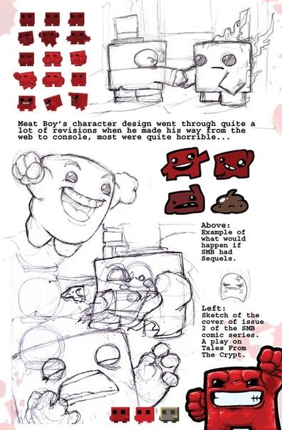 Послесловие Super Meat Boy, изображение №3