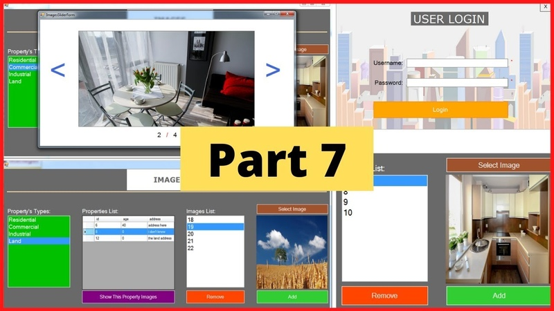 C Project Tutorial Create a Real Estate Management System Project In C Part 7