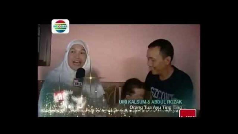 Harapan Ayu Ting Ting Untuk Ayah Dan Ibunya