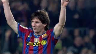 Season 2009/2010. Los hombres de Pep. El gran Messi