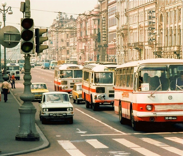 Ленинград 1980-х