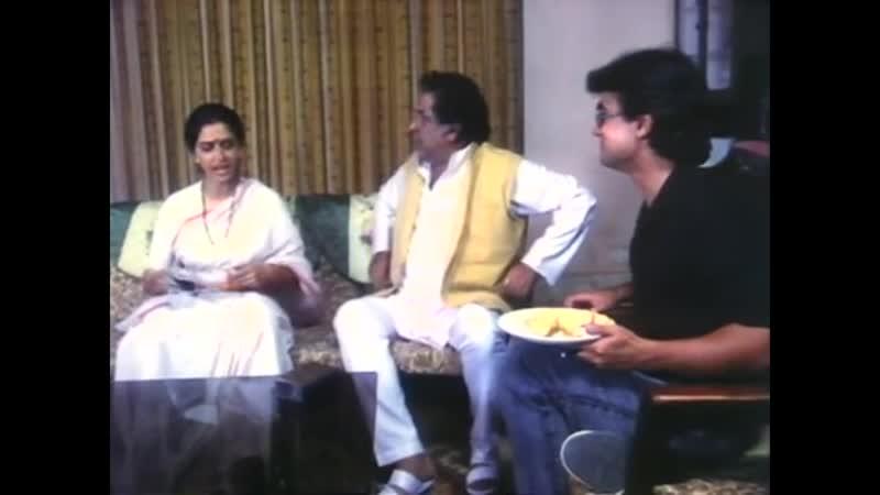 Нет такого влюбленного как я Индийский фильм 1990 год