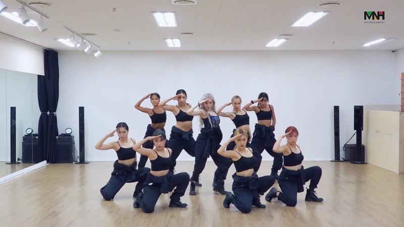 청하(CHUNG HA) - Chica 안무 영상(Dance Practice)