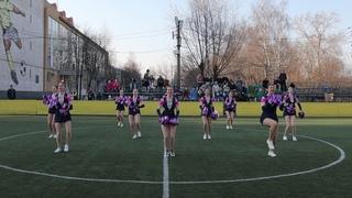 Russian  Dancer  Girls (MIPT, Moscow )