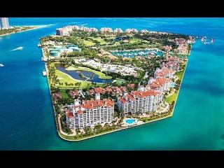 Остров миллиардеров - самый дорогой адрес на Земле