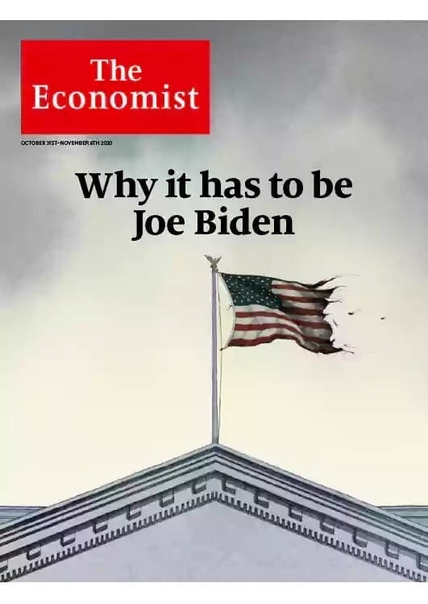The Economist USA. October 31, 2020