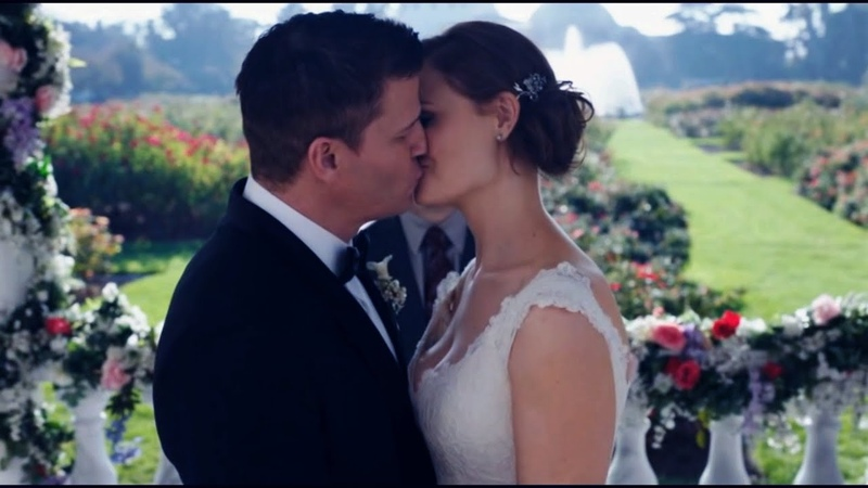 Bones Booth Brennan Its Gonna Be Love
