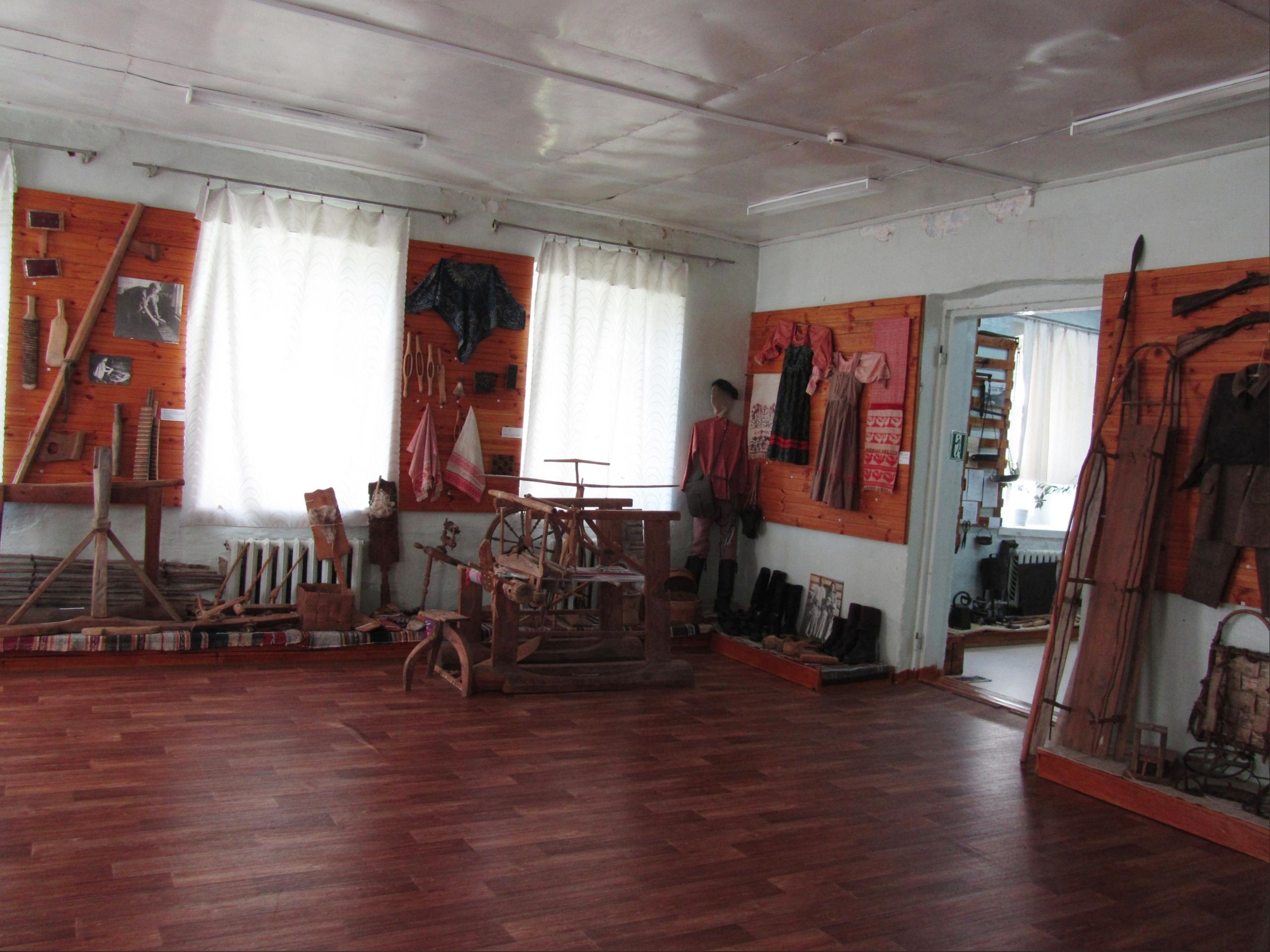 Ыбский музей