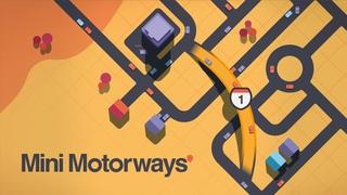 Mini Motorways Trailer - Out NOW on Apple Arcade & Steam!