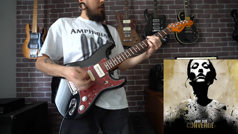 Converge Concubine Guitar Playthrough