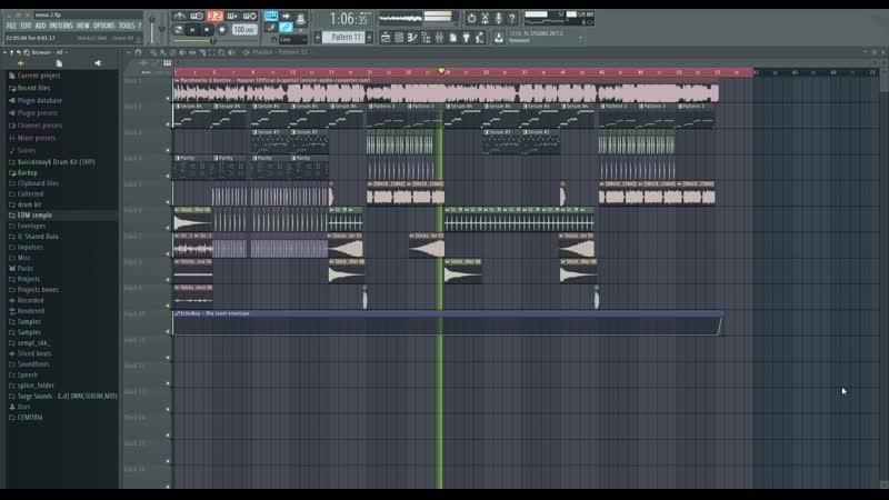 Marshmello ft Bastille Happier overlxrd Remix