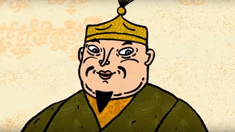 Мультфильм Гора самоцветов 4 серия HD