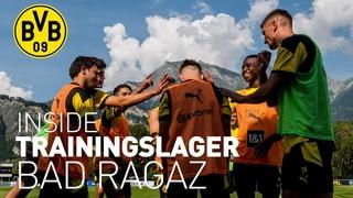 Training, Friendlys & more | Inside Training camp Bad Ragaz