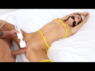 Kenzie Reeves - Bondage Sex Jar [1080p, Porn, Teen, Sex, Tiny, Blonde, Hard, Blowjob, Deepthroat] - Submissived