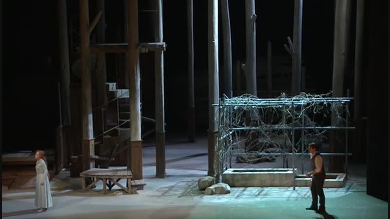 Дебюсси К.Пеллеас и Мелизанда.Театр Ан дер Вин.2009 г.Русские субтитры.2