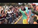 Рахта ятра на пиратском фестивале Гаспарилья в Тампе Флорида