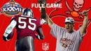 Super Bowl XXXVII The Jon Gruden Bowl Raiders vs Buccaneers NFL Full Game