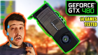 GTX 480 in 2021 | The Perfect Space Heater!