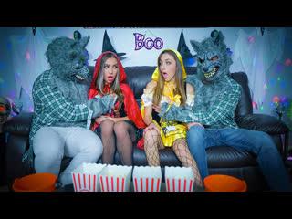 [DaughterSwap] Bailey Base, Dani Blu - Halloween Switch Plan