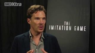 Benedict Cumberbatch on The Imitation Game