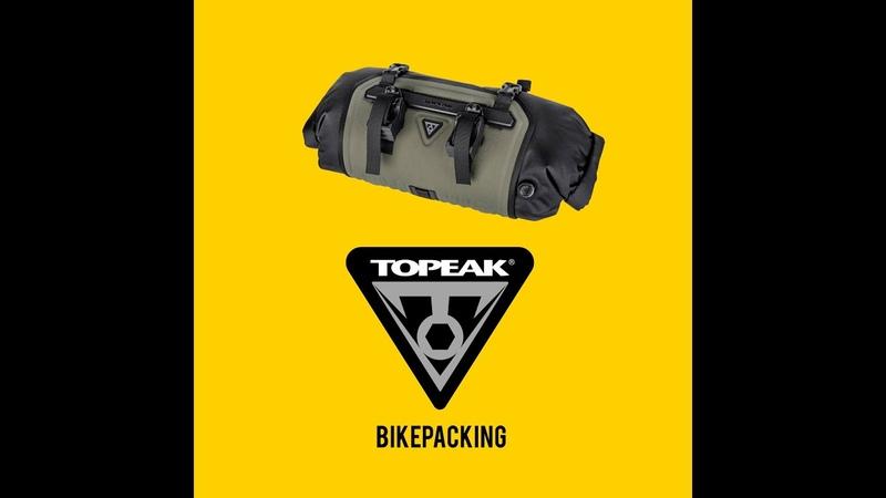 Bikepacking Topeak сумки для велопутешествий