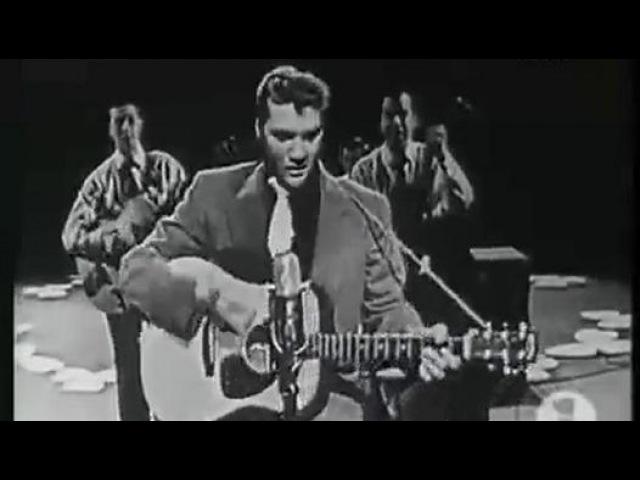Elvis Presley Blue Suede Shoes HQ Rare Live