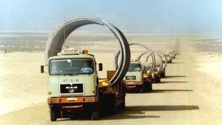 Как в Ливии пустили реки прямо под Сахарой. Невероятный проект Каддафи.