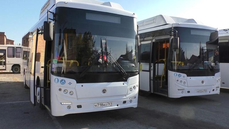 13 11 2020 В Батайске новый маршрут № 213 заработает в первых числах января