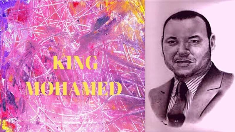 Roi du Maroc Mohamed_6 - الملك محمد_السادس- زيد الملك زيد