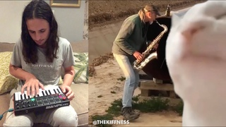 Armin Küpper - Pipeline Funk (The Kiffness Live Looping Remix)