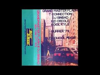 Grandmaster Flash & DJ Sinbad Live The T-Connection (1979 / Old School Hip Hop)
