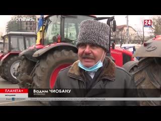 #Планета+.  Немецкие экологи против Tesla, марш молдавских фермеров, 3D-лица в Японии