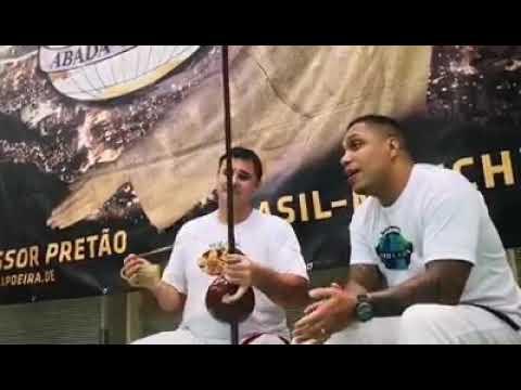 Abadá Capoeira / Fala manso - Essência