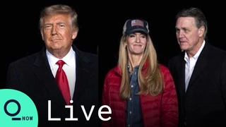LIVE: Trump Stumps for Georgia Republicans David Perdue, Kelly Loeffler Ahead of Senate Runoff